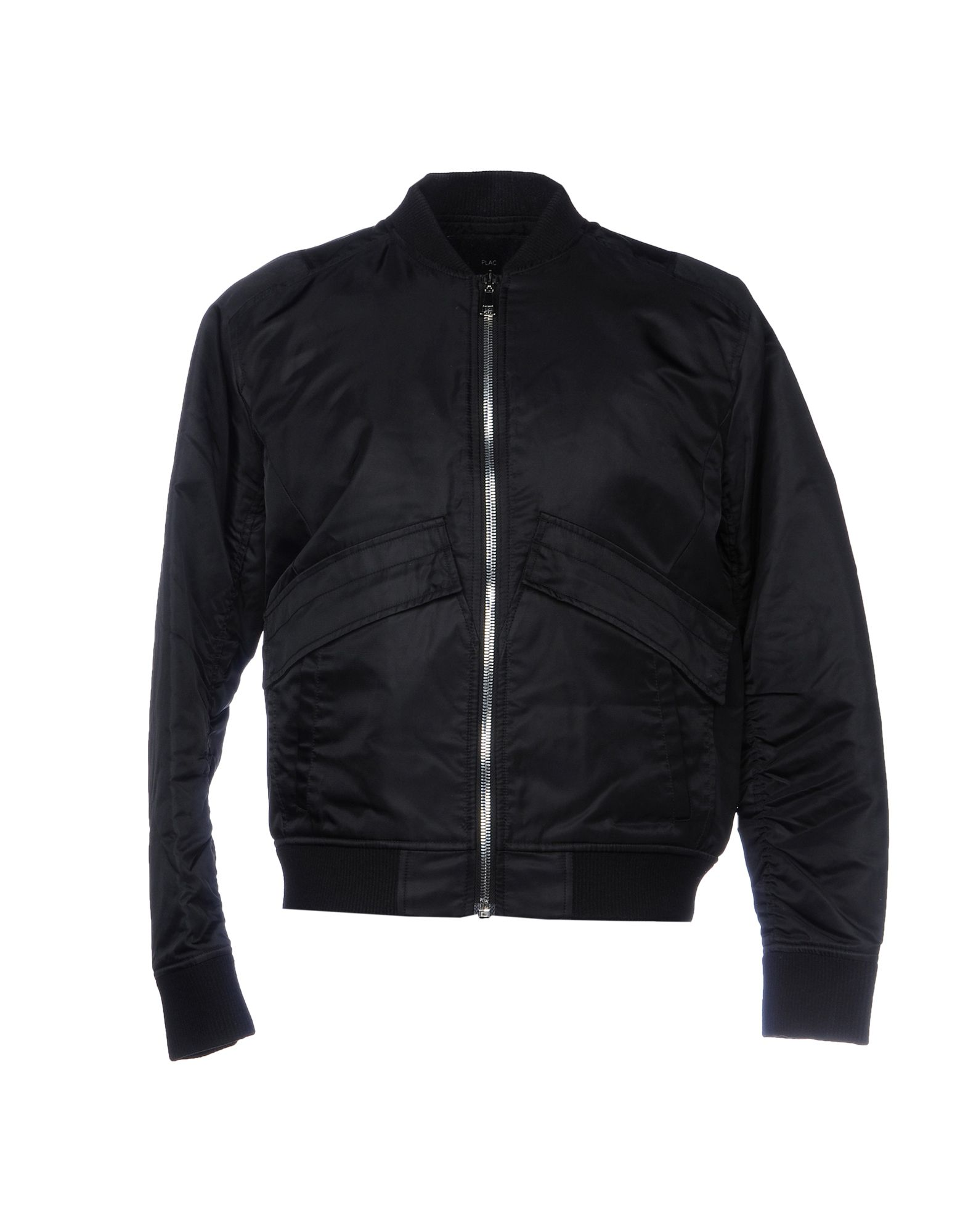 PLAC Bomber in Black