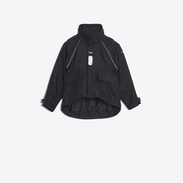 Archetyp Parka in C-Form
