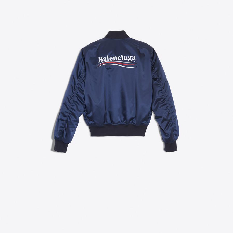 BALENCIAGA Embro Bomber Jacket U d