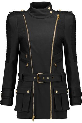 BALMAIN Shearling coat