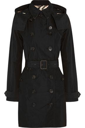 BURBERRY Balmoral taffeta trench coat
