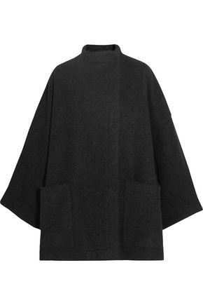 ACNE STUDIOS Alden oversized alpaca and wool-blend coat