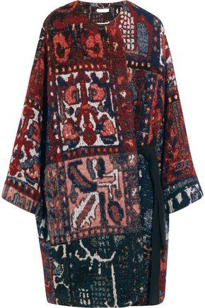 CHLOÉ Bouclé-jacquard coat
