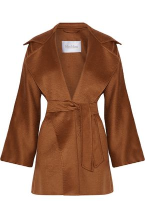 MAX MARA Gas cashmere wrap coat