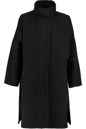 VINCE. Wool-felt coat