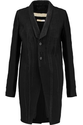RICK OWENS Wool coat