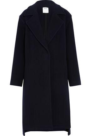 DKNY Wool-blend felt coat