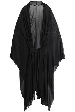 BALMAIN Jersey cape