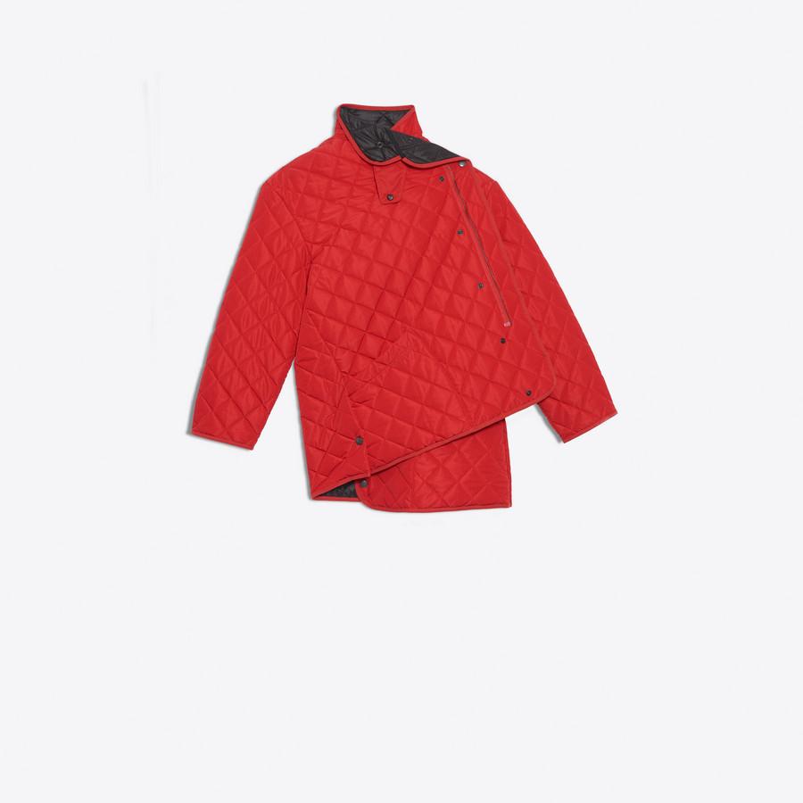 BALENCIAGA Pulled Hunter Jacket Jacket Woman f