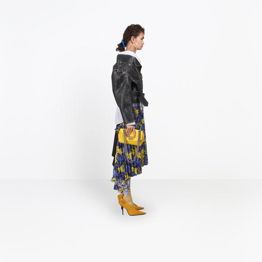 BALENCIAGA Vintage Swing Biker Jacket Jacket Woman i