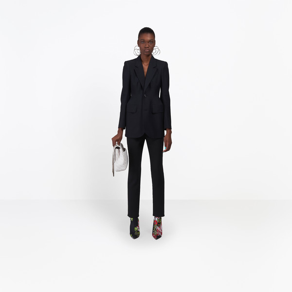 BALENCIAGA Jacket Woman Hourglass Jacket g