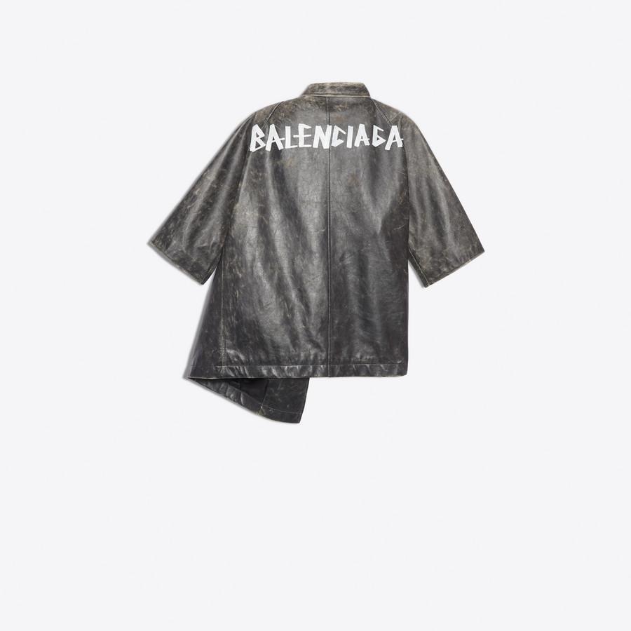 BALENCIAGA Pulled Feminine Coat Coats Woman d