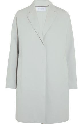 HARRIS WHARF LONDON Cotton-blend coat