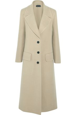 WOMAN LONG BEIGE