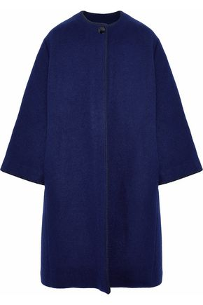 ROKSANDA Wool and mohair-blend coat