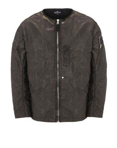 40305 DROP POCKET BOMBER JACKET WITH ARTICULATION CHANNELS (NYLON METAL ʹSPIDER')