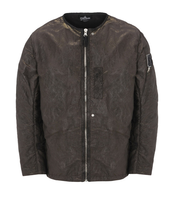 Giubbotto 40305 DROP POCKET BOMBER JACKET CON ARTICULATION CHANNELS (NYLON METAL ʹSPIDER') STONE ISLAND SHADOW PROJECT - 0