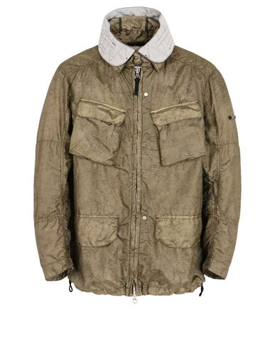 41004 FIELD JACKET MIT ARTICULATION TUNNELS (NYLON METAL ʹSPIDERʹ WATRO)