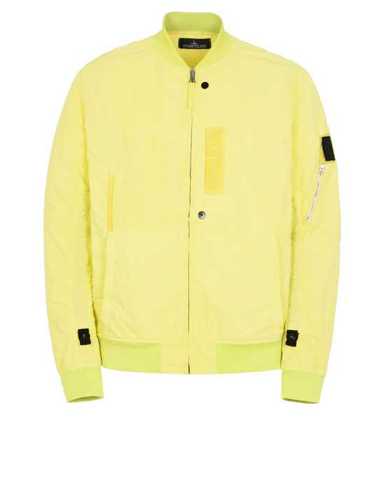 Blouson 40402 FLANK POCKET BOMBER CON DROP POCKETS E ARTICULATION TUNNELS (NASLAN) STONE ISLAND SHADOW PROJECT - 0