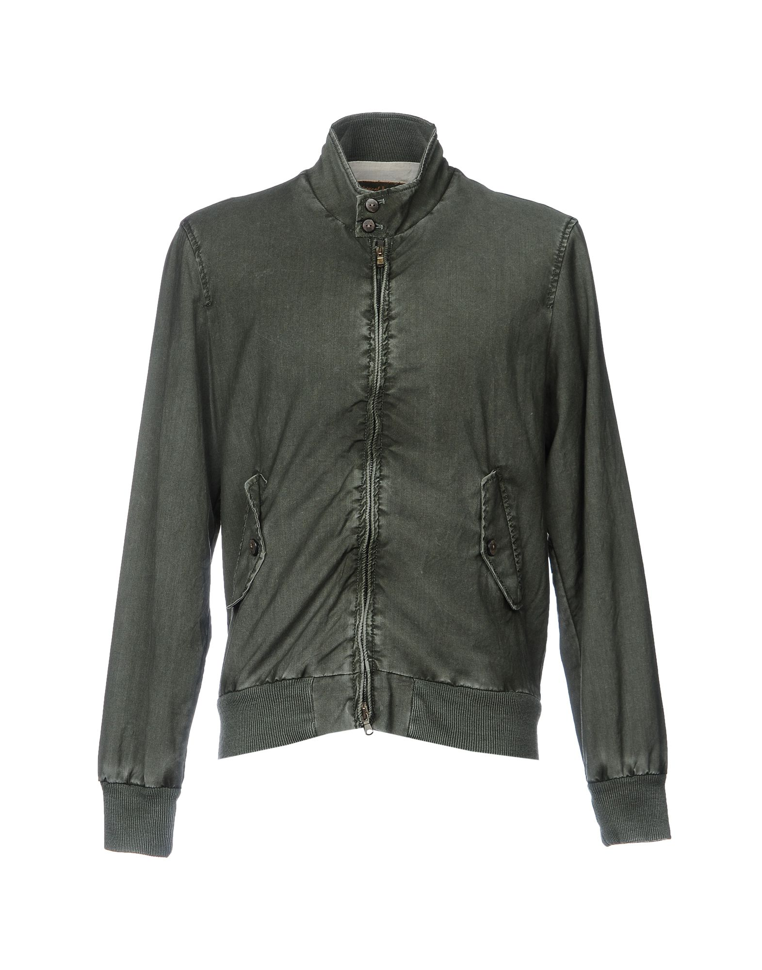 MYTHS Bomber in Military Green