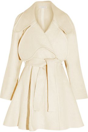 J.W.ANDERSON Hemp trench coat