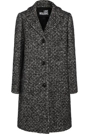 LOVE MOSCHINO Woven coat