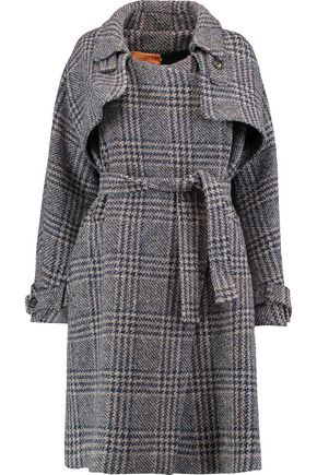 STELLA JEAN Woven trench coat