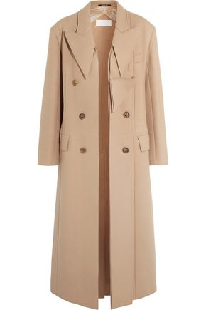 MAISON MARGIELA Wool-blend coat