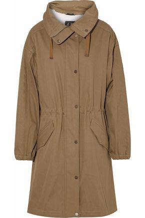 BELSTAFF Faux fur-lined shell jacket