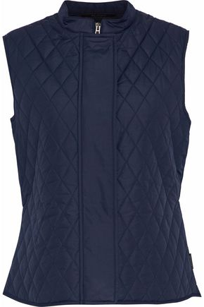 BELSTAFF Quilted shell vest