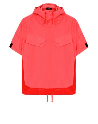 40706 ANORAK SHIRT WITH CHAMBER POCKETS AND ARTICULATION TUNNELS (NYCO POPLIN)