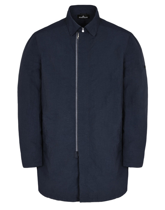 LONG JACKET 70202 CAR COAT JACKET (NASLAN) STONE ISLAND SHADOW PROJECT - 0