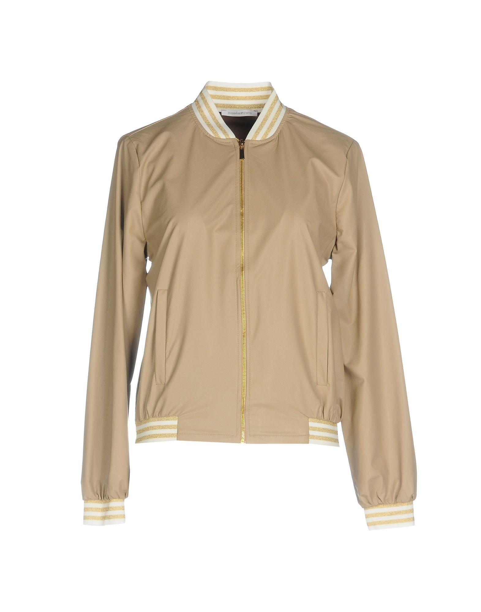 PAOLA PRATA Куртка mantra paola 3532