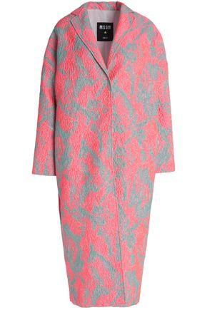 MSGM Jacquard coat
