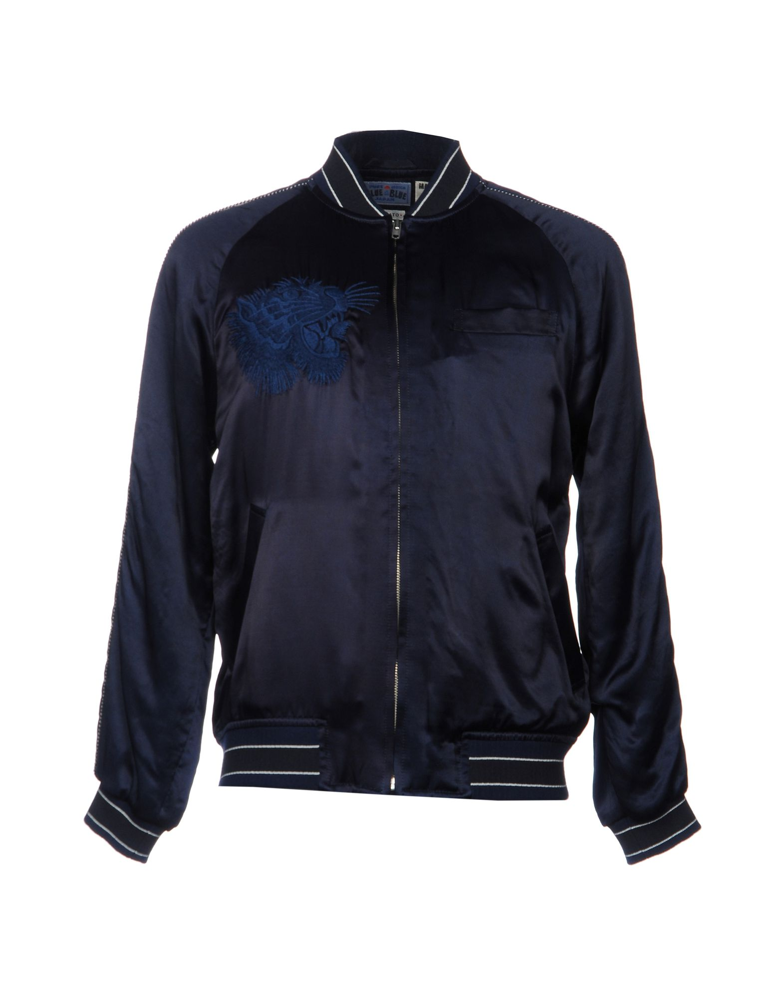 цена BLUE BLUE  JAPAN Куртка онлайн в 2017 году