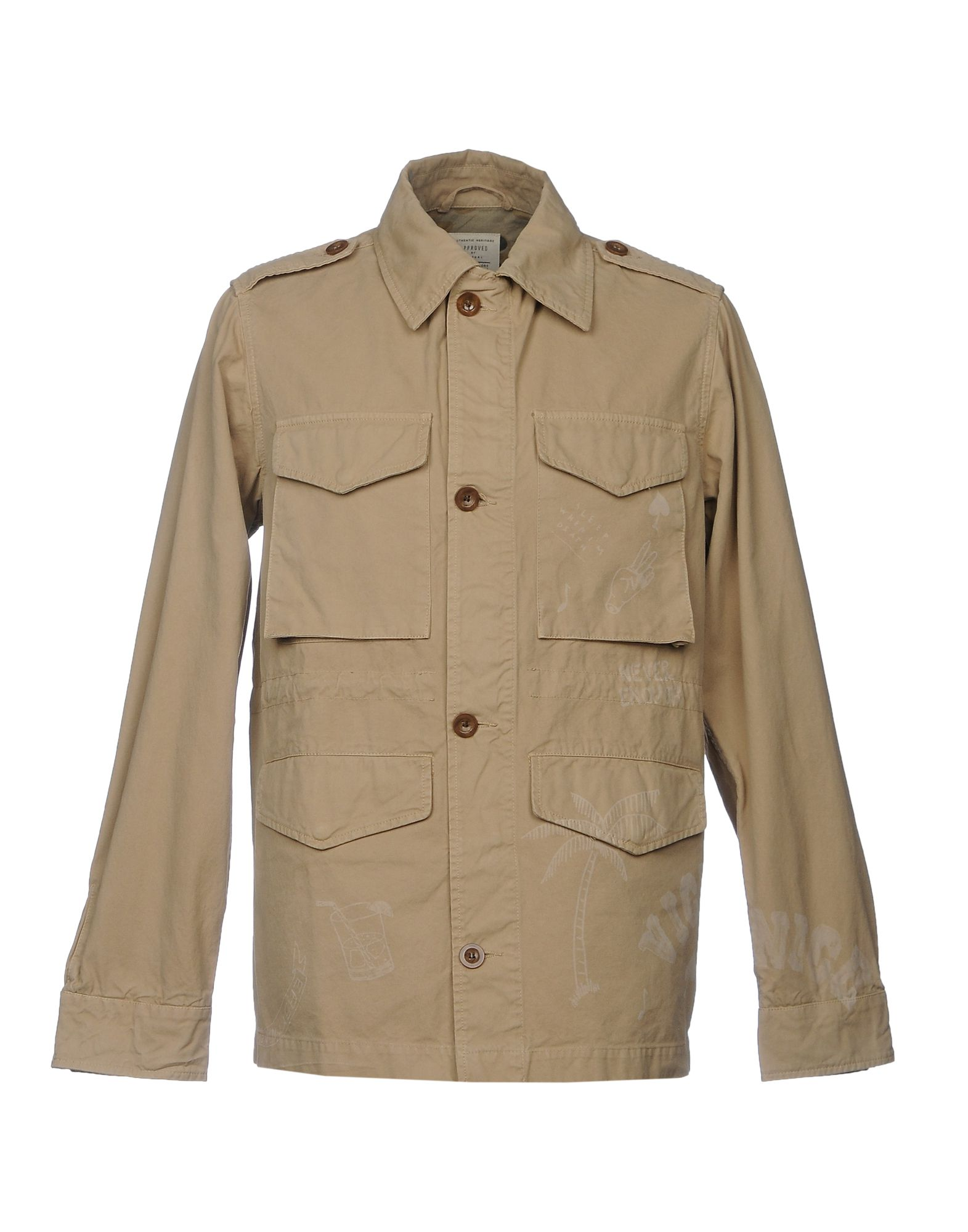 VINTAGE 55 Куртка vintage 55 куртка