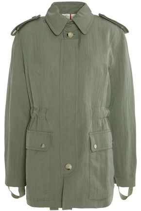 HELMUT LANG Canvas-slub jacket