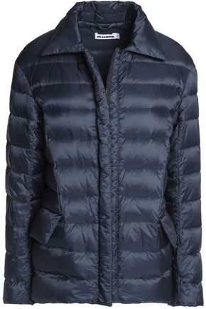 JIL SANDER Quilted shell jacket