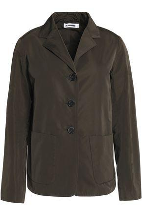 JIL SANDER Crepe de chine jacket