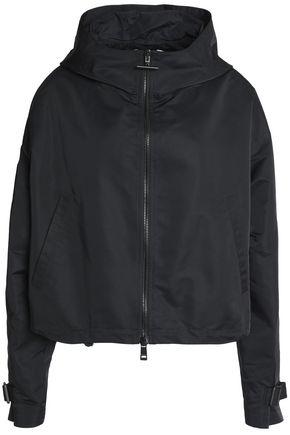 JIL SANDER Shell hooded jacket