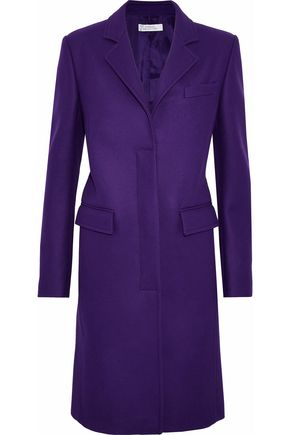 VERSACE COLLECTION Wool-blend coat