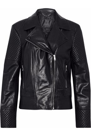 BELSTAFF Quilted leather biker jacket