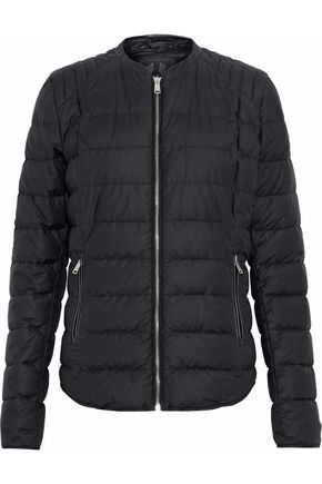 BELSTAFF Quilted cotton-blend down jacket