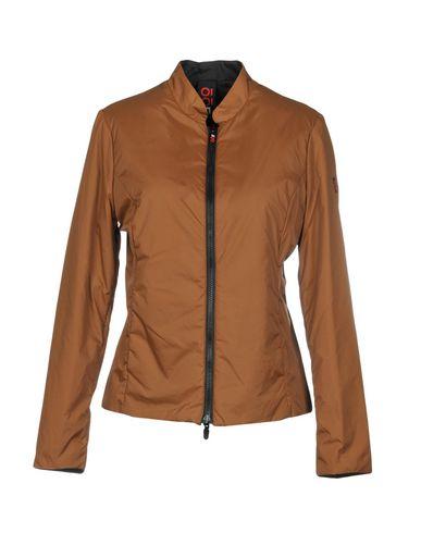 Купить Женскую куртку OOF коричневого цвета