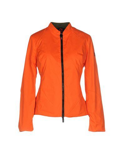 Купить Женскую куртку OOF оранжевого цвета