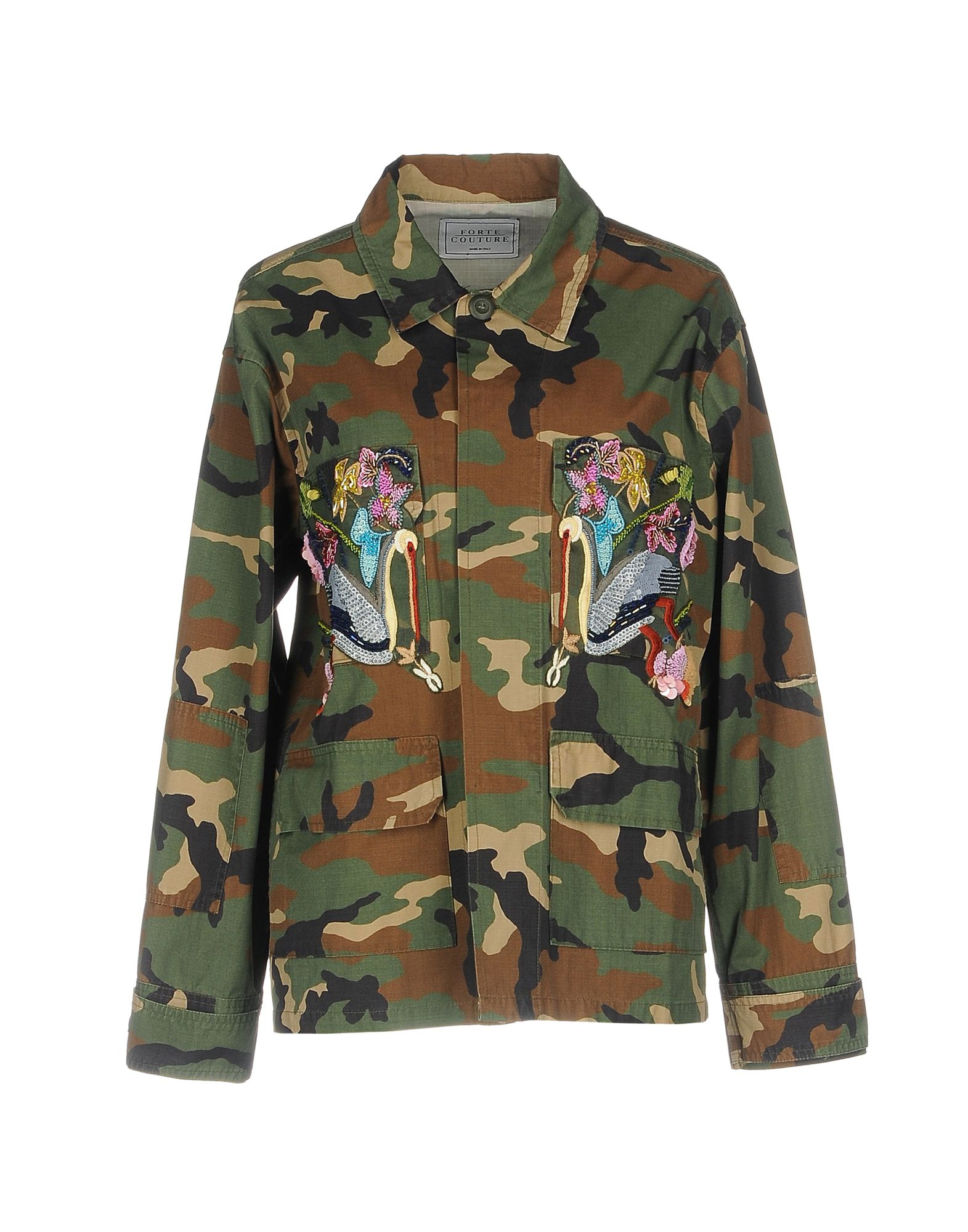 FORTE DEI MARMI COUTURE Куртка