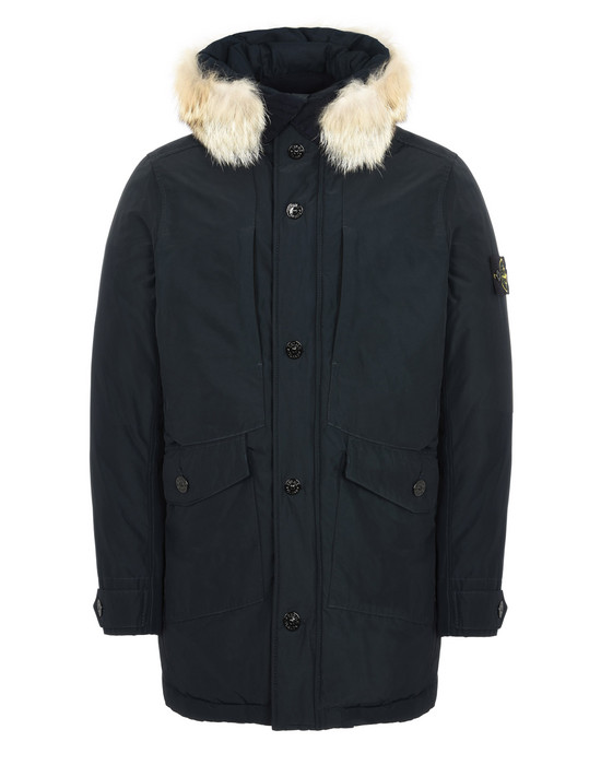 STONE ISLAND Mid-length jacket 41226 MICRO REPS DOWN