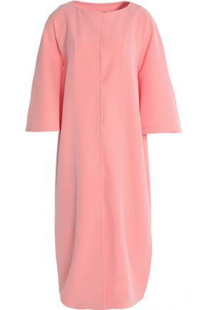 SAFIYAA Draped crepe coat