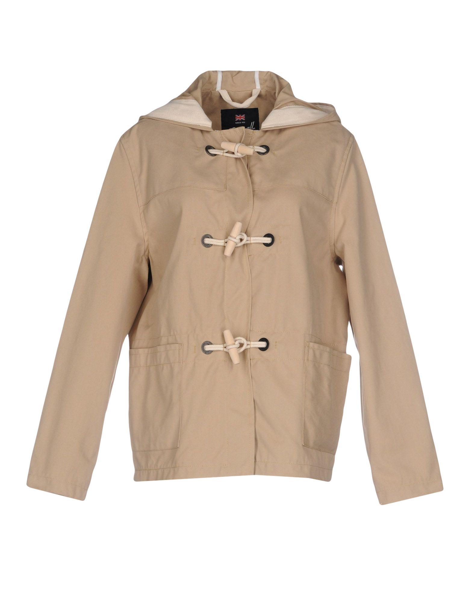 GLOVERALL Jacket in Beige