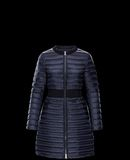 MONCLER HODENITE - Long outerwear - women